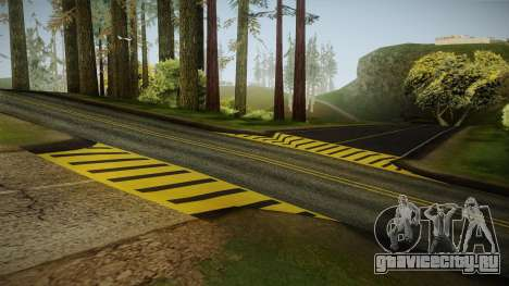 8K Country Road Textures для GTA San Andreas второй скриншот