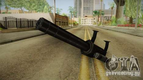 Driver: PL - Weapon 5 для GTA San Andreas