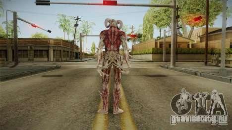 Shadows of the Damned Monster для GTA San Andreas третий скриншот