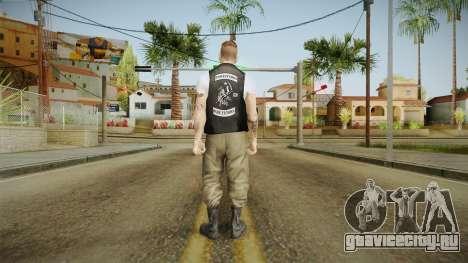 Whetstone Forasteros Skin 3 для GTA San Andreas третий скриншот