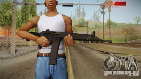 HK-33 Assault Rifle для GTA San Andreas