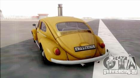 Volkswagen Juke для GTA San Andreas вид справа