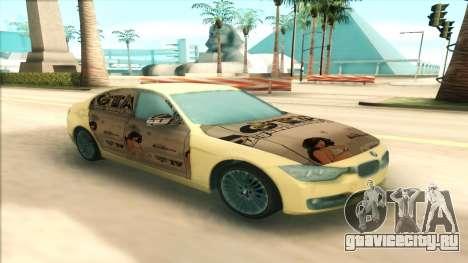 BMW 435 2014 для GTA San Andreas