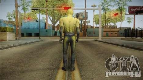 The Flash TV - Reverse Flash v3 для GTA San Andreas третий скриншот