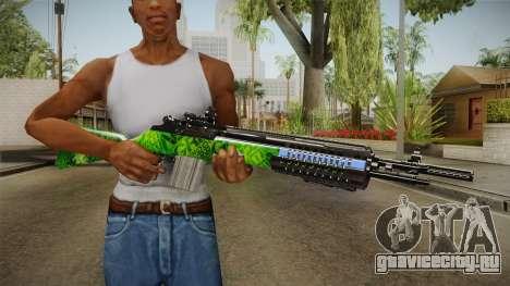 Green Rifle для GTA San Andreas