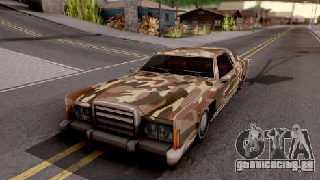 New Paintjob for Remington v2 для GTA San Andreas