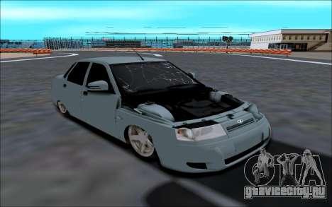 Lada 2110 для GTA San Andreas