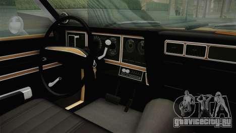 Plymouth Fury Salon (RL41) 1978 HQLM для GTA San Andreas вид сбоку