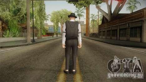 GTA Online: Public Enemies Skin для GTA San Andreas третий скриншот
