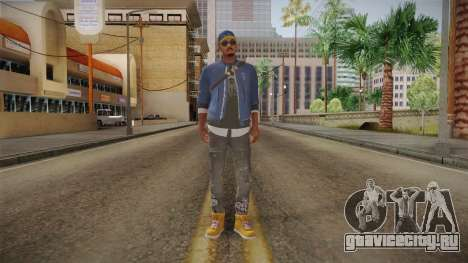 Watch Dogs 2 - Marcus v1.2 для GTA San Andreas второй скриншот