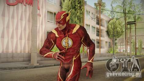 Injustice 2 - The Flash для GTA San Andreas
