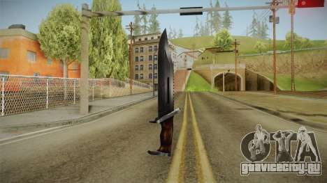 DevKnife v1.19 для GTA San Andreas второй скриншот