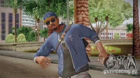 Watch Dogs 2 - Marcus v1.2 для GTA San Andreas