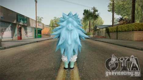 DBX2 - Gotenks SSJB3 для GTA San Andreas третий скриншот