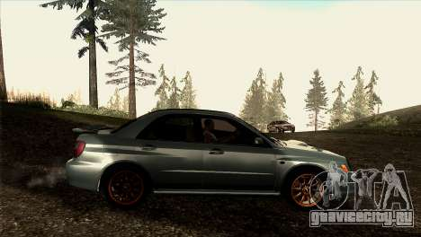 2001 Subaru Impreza WRX v 1.1 IVF [Tunable] для GTA San Andreas вид слева