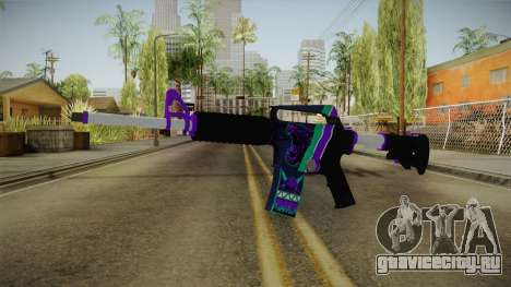 CS:GO - M4A1-S Lince No Silencer для GTA San Andreas