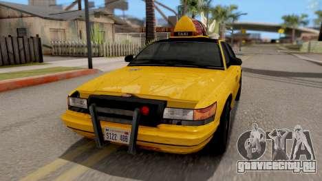 Скачать мод на гта сан андреас на машину из такси 4