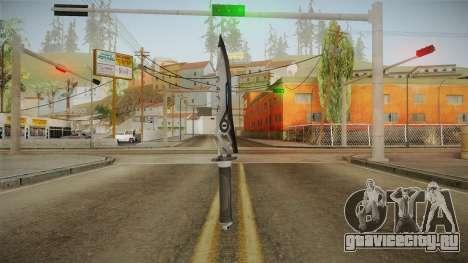 Closers Online - Seulbi Official Agent Weapon для GTA San Andreas второй скриншот