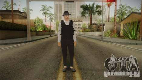 GTA Online: Public Enemies Skin для GTA San Andreas второй скриншот