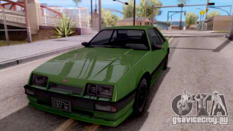 GTA IV Uranus для GTA San Andreas