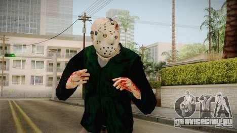 Friday The 13th - Jason v2 для GTA San Andreas