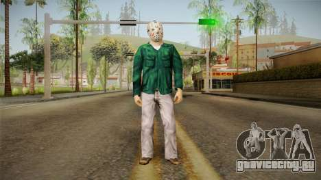 Friday The 13th - Jason v1 для GTA San Andreas второй скриншот