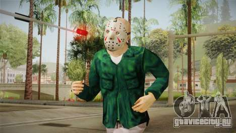 Friday The 13th - Jason v1 для GTA San Andreas