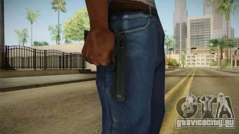 Driver: PL - Weapon 1 для GTA San Andreas
