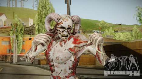 Shadows of the Damned Monster для GTA San Andreas