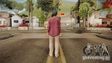 GTA 5 Vagos Chola Reskinned для GTA San Andreas третий скриншот