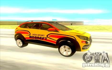 LADA X-Ray Rally для GTA San Andreas