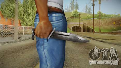DevKnife v1.19 для GTA San Andreas
