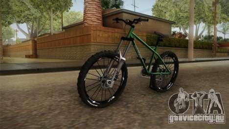 GTA 5 Scorcher для GTA San Andreas