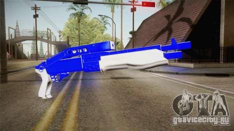 Blue Weapon 3 для GTA San Andreas