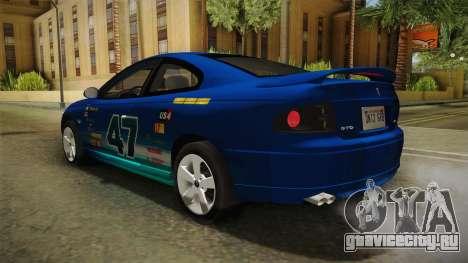 Pontiac GTO Tunable для GTA San Andreas