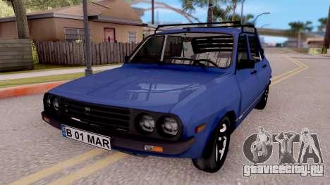 Dacia 1310 TX 1985 для GTA San Andreas