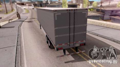 Refrigerated Trailer from ATS для GTA San Andreas