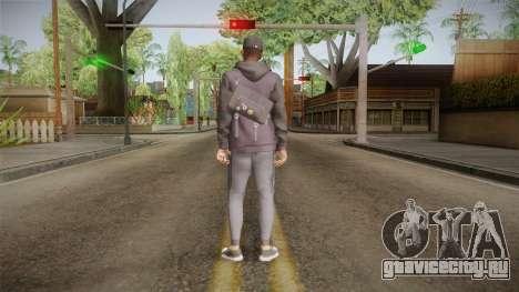 Watch Dogs 2 - Marcus v2.2 для GTA San Andreas