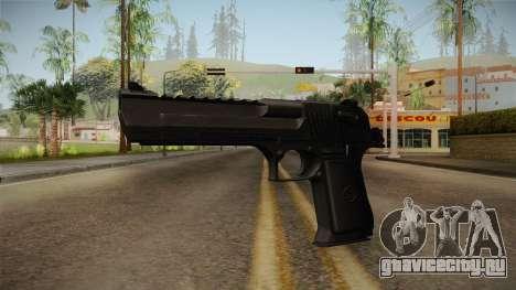 Desert Eagle Black для GTA San Andreas