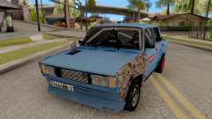 "Ваз 2105 ""Боевая Классика"" для GTA San Andreas"