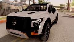 Nissan Titan Warrior 2017