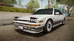 GTA 4 Dinka Hakumai Tuned Bumpers SA Style для GTA San Andreas