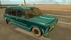 VAZ 2102 Cuban Style