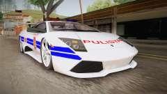 Lamborghini Murcielago P640 Bulacan Police