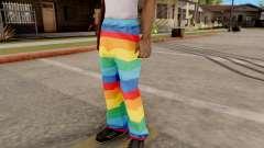 Радужные штаны