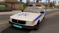 ГАЗ-31029 Милиция ДПС
