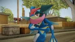 Pokémon XYZ Series - Ash-Greninja для GTA San Andreas