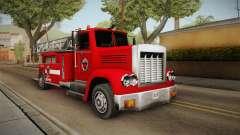 Packer Fire LA для GTA San Andreas