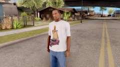 New T-Shirt для GTA San Andreas