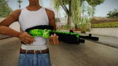 Green Spas-12 для GTA San Andreas